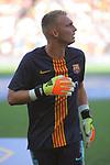 53e Trofeu Joan Gamper.<br /> FC Barcelona vs Club Atletico Boca Juniors: 3-0.<br /> Jasper Cillissen.