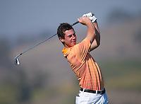 San Martin, Ca - Wednesday, November 7, 2012: The Gifford Collegiate Championship at CordeValle.