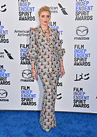 SANTA MONICA, CA: 08, 2020: Amber Heard at the 2020 Film Independent Spirit Awards.<br /> Picture: Paul Smith/Featureflash