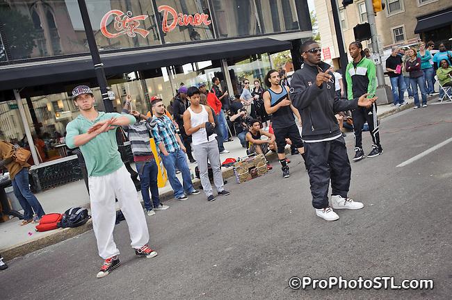 Dancing in the Street 2011