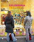 Milano, 01/02/05 Moda giovani