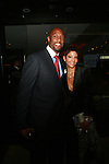 Alonzo Mourning and Honoree Tracy Wilson Mourning and Alonzo Mourning Attend 3rd Annual WEEN Awards Honoring Estelle, Keri Hilson, Tracy Wilson Mourning, Egypt Sherrod, Danyel Smith and Jennifer Yu Held at Samsung Experience at Time Warner Center, NY  11/10/11
