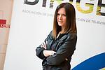 "Eva Santolaria attends to the photocall of the presentation of conferences ""Series juveniles que marcaron una generacion"" by Dirige Association in Madrid, Spain. March 27, 2017. (ALTERPHOTOS/BorjaB.Hojas)"