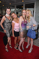 Tanya Newbould, Evie Thompson, Jenise Blanc, Jennifer Blanc<br />