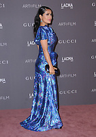 04 November  2017 - Los Angeles, California - Salma Hayek Pinault. 2017 LACMA Art+Film Gala held at LACMA in Los Angeles. <br /> CAP/ADM/BT<br /> &copy;BT/ADM/Capital Pictures