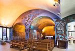 Kapelle Mont Saint Clair, Canal du Midi, Frankreich, France