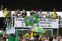 07.04.2019 - Protesto contra o STF na av Paulista em SP