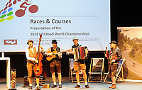 Innsbruck 2018 Presentation - 20 Sept 2017