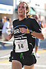 Nicholas Filippazzo, 22, of Wantagh legs out the final stretch of Northport's annual Cow Harbor 10K run on Saturday, Sept. 17, 2016. He was the first Long Islander to cross the finish line and took third overall with a time of 29:50.48.