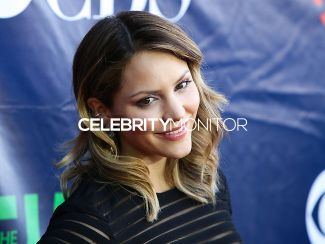 WEST HOLLYWOOD, CA, USA - JULY 17: Singer Katharine McPhee arrives at the CBS, CW And Showtime 2014 TCA Summer Stars Party held at the Pacific Design Center on July 17, 2014 in West Hollywood, California, United States. (Photo by Xavier Collin/Celebrity Monitor)