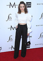 BEVERLY HILLS, CA - APRIL 8:  Joey King at The Daily Front Row's Fourth Annual Fashion Los Angeles Awards at the Beverly Hills Hotel on April 8, 2018 in Beverly Hills, California. (Photo by Scott Kirkland/PictureGroup)