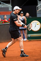 Scotch Andy Murray during TPA Finals Mutua Madrid Open Tennis 2016 in Madrid, May 08, 2016. (ALTERPHOTOS/BorjaB.Hojas) /NortePhoto.com