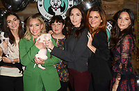 LOS ANGELES - NOV 6:  Victoria Justice, Hilary Duff, Sasha Abelson, Whitney Cummings, Maria Menounos, Olivia Munn at the Love Leo Rescue 2nd Annual Cocktails for A Cause at the Rolling Greens on November 6, 2019 in Los Angeles, CA