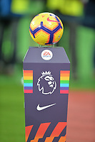 Premier League Match ball  during West Ham United vs Cardiff City, Premier League Football at The London Stadium on 4th December 2018