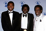Albert Collins, Johnny Copeland, Robert Cray at The Grammy Awards in 1987.