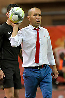 Leonardo Jardim (entraineur AS Monaco)<br /> Monaco 27-08-2017 <br /> Monaco - Olympique Marsiglia <br /> Calcio Ligue 1 2017/2018 <br /> Foto Scanella/Panoramic/insidefoto
