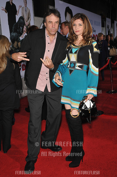 "Kevin Nealon & date at the world premiere of Walt Disney's ""Old Dogs"" at the El Capitan Theatre, Hollywood..November 9, 2009  Los Angeles, CA.Picture: Paul Smith / Featureflash"