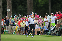 Martin Kaymer (GER) on the 17th tee during the 2nd round at the The Masters , Augusta National, Augusta, Georgia, USA. 12/04/2019.<br /> Picture Fran Caffrey / Golffile.ie<br /> <br /> All photo usage must carry mandatory copyright credit (© Golffile | Fran Caffrey)