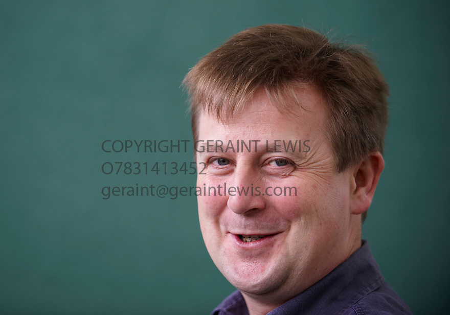 Julian Baggini,Writer and Philosopher at The Edinburgh International Book Festival 2010  Credit Geraint Lewis