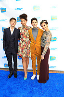 LOS ANGELES - OCT 28:  Asher Angel, Sofia Wylie, Joshua Rush, Peyton Elizabeth Lee at the 2018 Looking Ahead Awards at the Taglyan Cultural Complex on October 28, 2018 in Los Angeles, CA