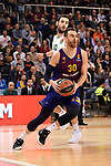 Turkish Airlines Euroleague 2018/2019. <br /> Regular Season-Round 18.<br /> FC Barcelona Lassa vs Panathinaikos Opap Athens: 79-68.<br /> Victor Claver.