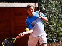 Hilversum, Netherlands, August 10, 2016, National Junior Championships, NJK, <br /> Photo: Tennisimages/Henk Koster