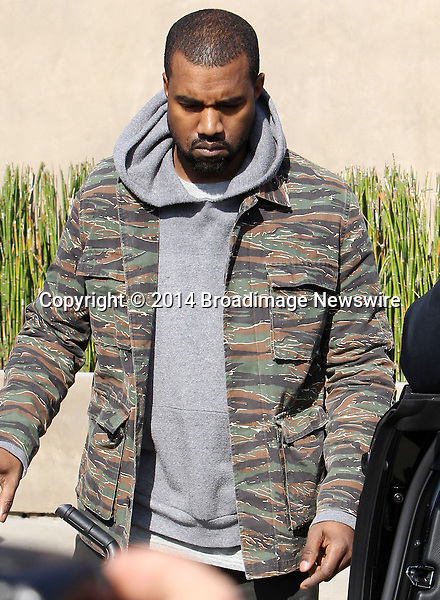 Pictured: Kim Kardashian, Kayne West<br /> Mandatory Credit &copy; ACLA/Broadimage<br /> Kim Kardashian and fiance Kanye West with daughter North as they shop at Bulthaup kitchen appliances for their home remodel<br /> <br /> 1/23/14, Beverly Hills, California, United States of America<br /> <br /> Broadimage Newswire<br /> Los Angeles 1+  (310) 301-1027<br /> New York      1+  (646) 827-9134<br /> sales@broadimage.com<br /> http://www.broadimage.com