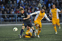 St Louis F.C. vs Pittsburgh Riverhounds, April 11, 2015