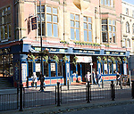 The Lord Rosebery pub, Scarborough, Yorkshire, England