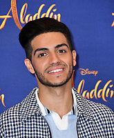 Mena Massoud<br /> at 'Aladdin' film photocall with the cast at the Rosewood Hotel, London, England on May 10, 2019<br /> CAP/JOR<br /> &copy;JOR/Capital Pictures