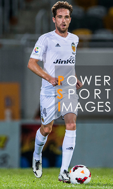 Michel Herrero of Valencia CF in action LFP World Challenge 2014 between Valencia CF vs BC Rangers FC on May 28, 2014 at the Mongkok Stadium in Hong Kong, China. Photo by Victor Fraile / Power Sport Images