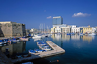 ITA, Italien, Apulien, Gallipoli: Stadt + Hafen im Sueden Apuliens | ITA, Italy, Puglia, Gallipoli: town in the south of Puglia