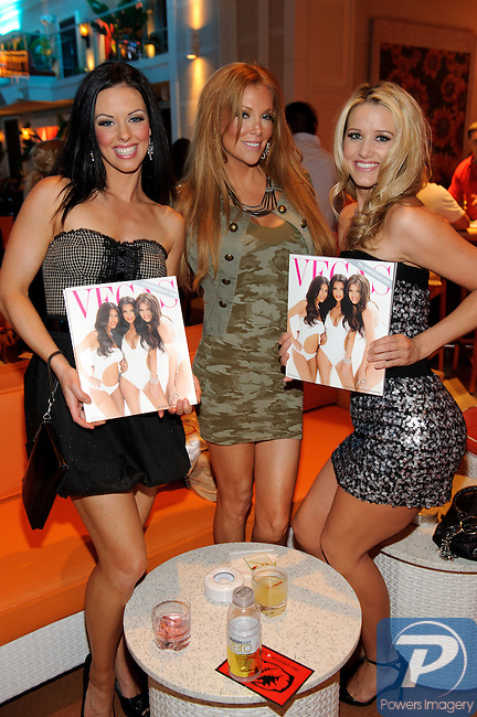 at the Seventh Annual Anniversary party of VEGAS Magazine, hosted by Kim and Kourtney Kardashian, on June 19, 2010, at Surrender Nightclub, at the Encore Resort and Casino, Las Vegas, NV © Al Powers / Vegas Magazine