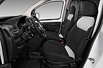 Front seat view of 2017 Fiat Fiorino Pack 4 Door Car Van Front Seat  car photos