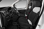 Front seat view of 2017 Fiat Fiorino Pack 4 Door Car Van Front Seat  car photos