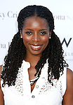"""Actress Tasha Smith arrives at The Los Angeles Premiere of """"Vicky Cristina Barcelona"""" at the Mann Village Theatre on August 4, 2008 in Westwood, California."""