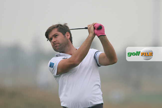 Robert Rock (ENG)  on the 13th on Day 3 of the BMW Masters 2012 at Lake Malaren Golf Club, Shanghai, China, Tuesday 26/10/12...(Photo www.golffile.ie)