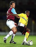 Watford v West Ham Utd 23-Sep-2008