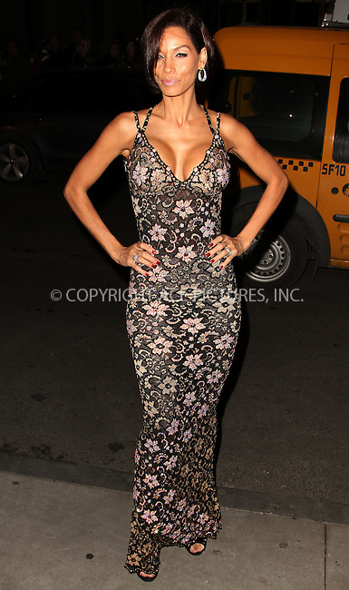 WWW.ACEPIXS.COM....February 6 2013, New york City....Nicole Murphy arriving at the amfAR New York Gala To Kick Off Fall 2013 Fashion Week at Cipriani Wall Street on February 6, 2013 in New York City.....By Line: Zelig Shaul/ACE Pictures......ACE Pictures, Inc...tel: 646 769 0430..Email: info@acepixs.com..www.acepixs.com