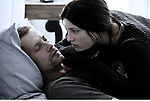 DIG, Film, &quot;Schutzengel&quot;, BRD 2012, Regie: <br /> Til Schweiger, Szene mit: Til Schweiger,<br /> Luna Schweiger,<br /> <br /> Drama, Aktionfilm, Halbfigur,<br /> ~<br /> movie, &quot;Schutzengel&quot;, DEU 2012, director: Til Schweiger, scene with: Til Schweiger, Luna Schweiger,<br /> drama, action, half length, man, male, woman, female,