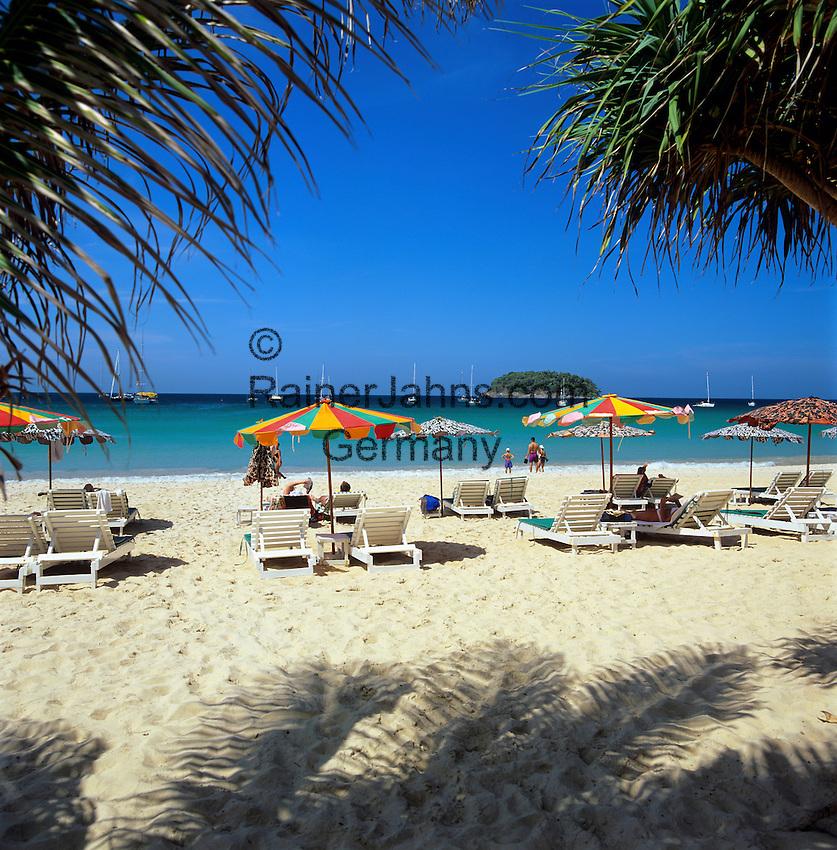 Thailand, Phuket, Kata Beach