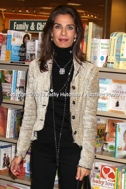 "LOS ANGELES - NOV 19:  Kristian Alfonso at the Book Launch and Signing for ""Days of our Lives 45 Years: A Celebration In Photos and A Secret In Salem"" at Barnes & Noble Bookstore - The Grove on November 19, 2010 in Los Angeles, CA"