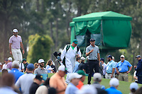 Bryson DeChambeau (USA) during the 2nd round at the The Masters , Augusta National, Augusta, Georgia, USA. 12/04/2019.<br /> Picture Fran Caffrey / Golffile.ie<br /> <br /> All photo usage must carry mandatory copyright credit (© Golffile | Fran Caffrey)