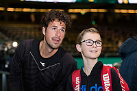 Rotterdam, Netherlands, 12 Februari, 2018, Ahoy, Tennis, ABNAMROWTT, Robin Haase (NED)<br />