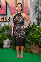 Tracy Leanne Jefford at the &quot;Jumanji: Welcome to the Jungle&quot; premiere at the Vue West End, Leicester Square, London, UK. <br /> 07 December  2017<br /> Picture: Steve Vas/Featureflash/SilverHub 0208 004 5359 sales@silverhubmedia.com