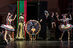 "Cary Ballet Company, ""Visions of Sugarplums"", Dress Rehearsal, Thursday, 18 Dec. 2014, Cary Arts Center, Cary, North Carolina. ."
