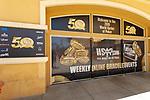 WSOP Entrance Brandng