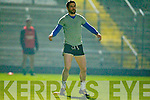 GREAT TO BE BACK: Paul Galvin training at Austin Stack park on Friday..