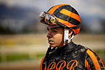 MAR 07: Jean C Diaz at Santa Anita Park in Arcadia, California on March 7, 2020. Evers/Eclipse Sportswire/CSM