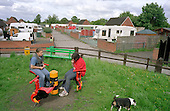 Whitchurch Travellers' Site, Shropshire.